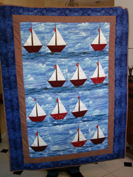 104 Best Images About Nautical Quilts On Pinterest Boats