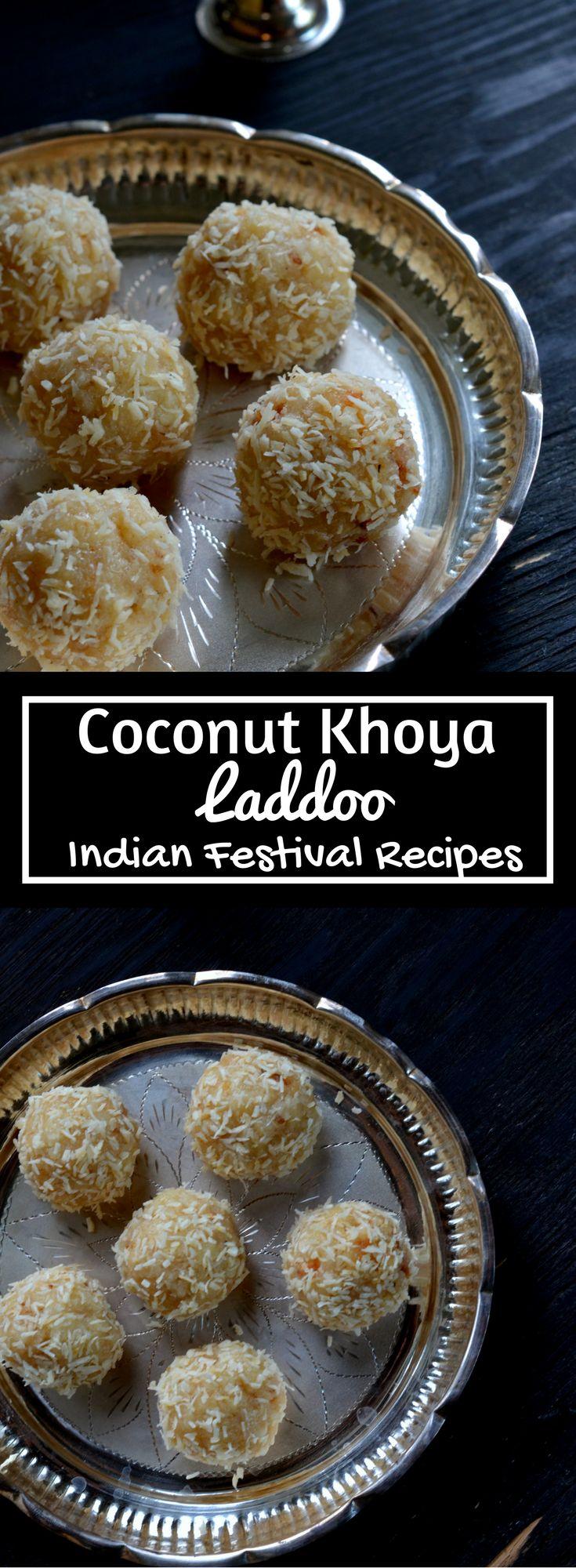1958 best desi desserts images on pinterest indian recipes indian coconut khoya laddoo coconut condensed milk solids balls indian food recipe dessert forumfinder Gallery