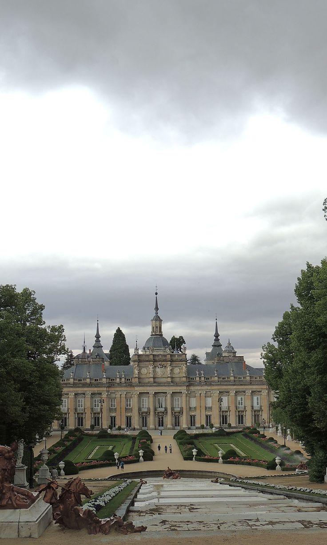 Jardines del Palacio de la Granja San Ildefonso (Segovia)