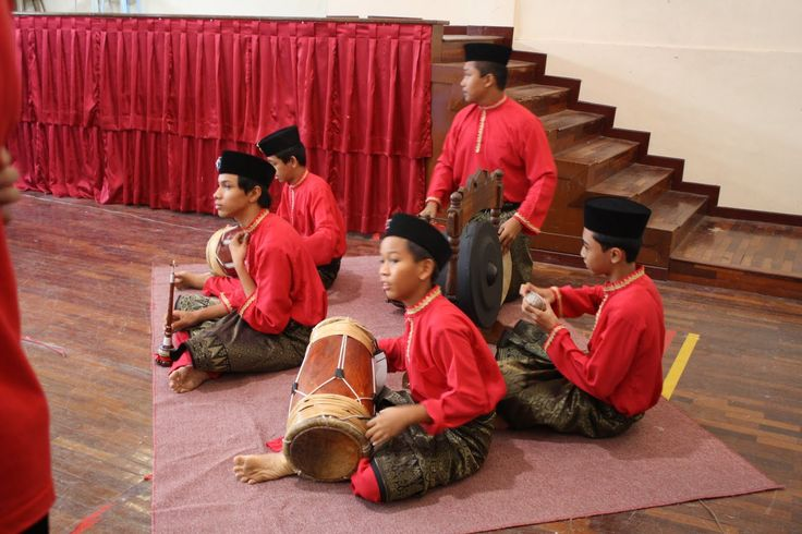 The movements of silat are often performed as a dance during festivities such as weddings or a royal installation