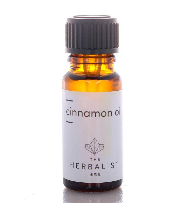 cinnamon essential oil - (cinnamomum zeylanicum) 100% pure essential oil 10ml e, £7.00