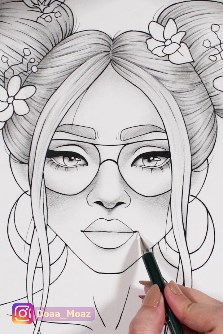 Coloring Page ♥ – Annette Kossak