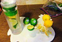 Cara Membuat Infused Water dengan Lemon