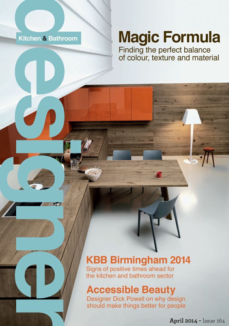 Superb April 2013 Www.designerkbmag.co.uk @designeronline. BirminghamMagazineEvents Bathroom Part 19
