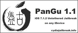 Download PanGu Jailbreak Update for Download Cydia on any iDevice