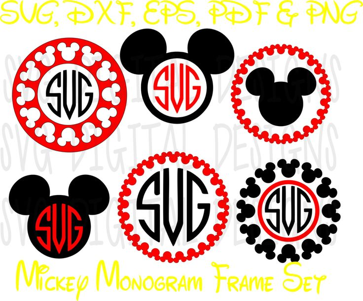 disney svg cut files silhouette