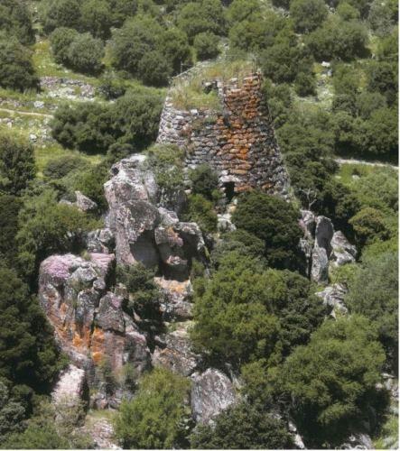 Sardegna-Nuraghe Majore - Cheremule (SS) Foto di Gianni Alvito