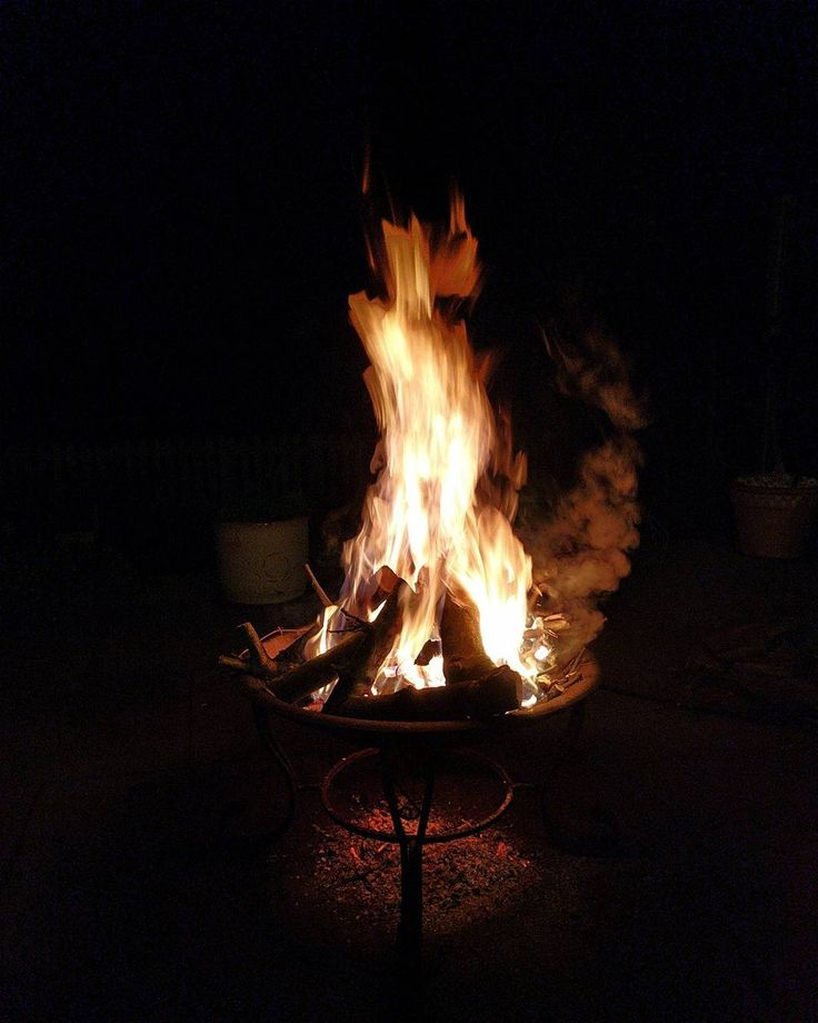 Below the fire are the remains of my hopes and dreams.