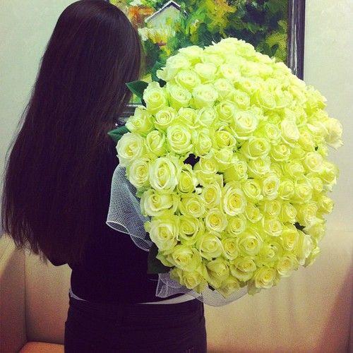 valentine bouquet fashion spot