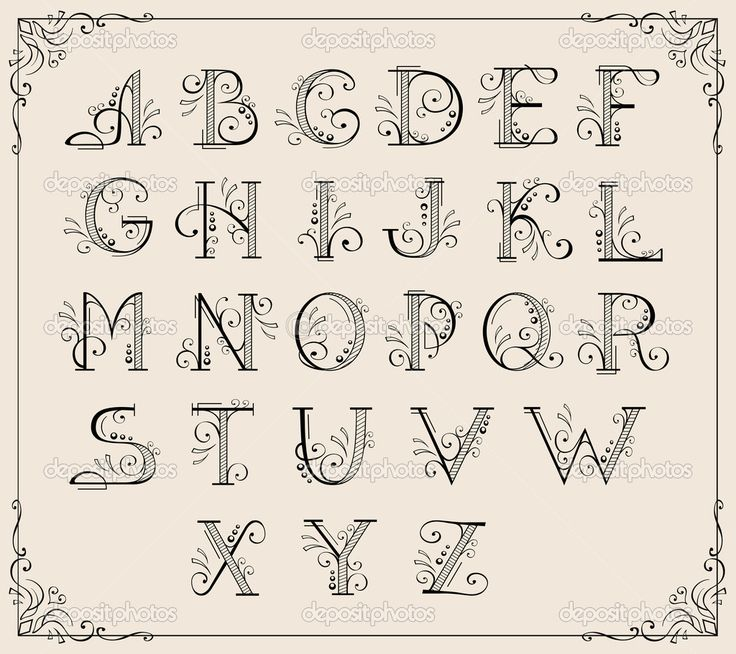 Albrecht Dürer Alphabet Font makers and anyone looking for a full alphabet of images might find this set from the famous engraver Albrecht Dürer useful. Description from pinterest.com. I searched for this on bing.com/images