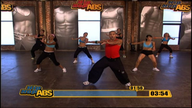 Shaun T Hip-Hop Abs Workout  Work on your 5 problem areas do this 6 days a week 15 minutes for results in 5 weeks