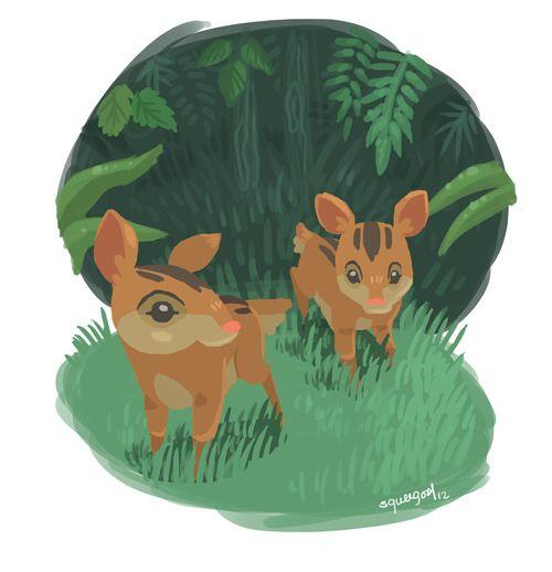 Pin Deer Mouse on Pinterest