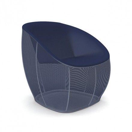... Lounge Sessel Membrane Benjamin Hubert   Hauscsat   Lounge Sessel Rio  Funktion Asthetik ...