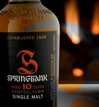 Springbank whisky quickly became my favourite while in Edinburgh last summer.
