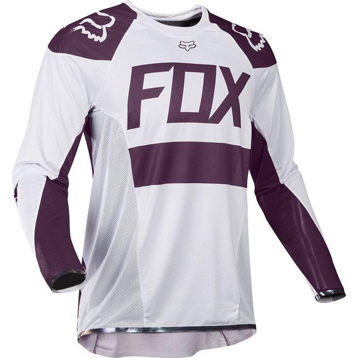 Fox 2017 LE Ken Roczen Flexair White Jersey