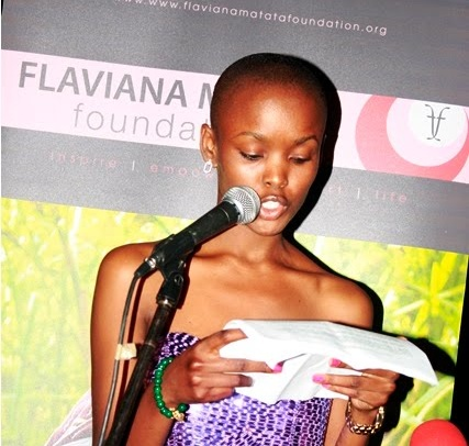 Flaviana Matata Foundation - Imagine a place where equality really does exist. Imagine a place where girls can excel in school and be valued members of society. Imagine a place where women can apply their educational knowledge to stop the cycle of poverty from continuing.  That is my mission for my country Tanzania.  - Flaviana Matata, May 2011.