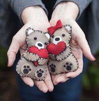 Tina's handicraft : Bears