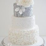 Wedding anniversary cake designs: recipes, pictures, ideas!
