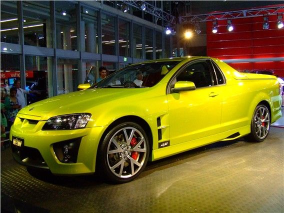 Holden HSV (Holden Special Vehicles) Maloo