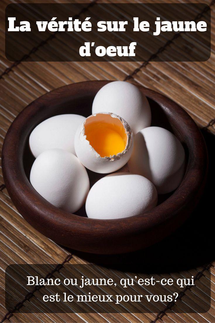 Dans un monde rempli de fausses informations, la plupart des gens pensent injustement que les #jaunes d'œuf sont la partie la plus mauvaise de l'œuf, alors qu'en fait, le JAUNE EST LA PARTIE LA PLUS SAINE ! #abdos