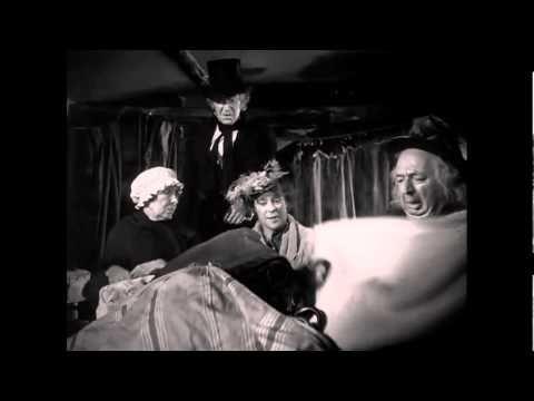 Scrooge (1951) part 6 My favorite scrooge.