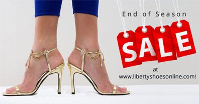 Buy Footwear Online in India at discounted prices on libertyshoesonline.com. There is a fantastic pair of online cheap shoes waiting for you.