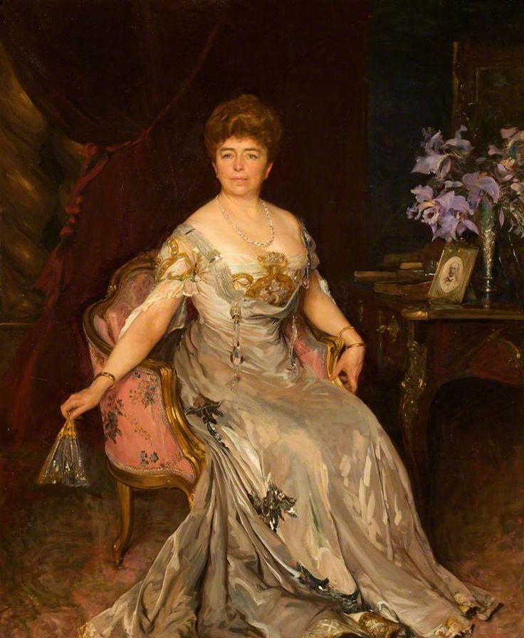 Florentia Maria Crawshay, née Woods (1906) John Henry Frederick Bacon