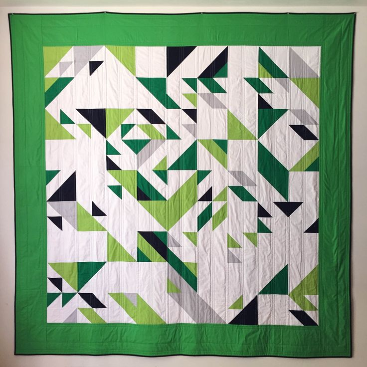 Commissioned custom quilt designed by Libs Elliott using HYPE framework + Processing code. 2014.