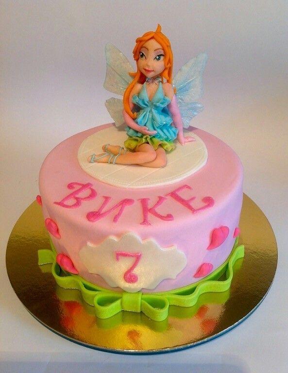 Блум #Winx #Детскийторт #Тортднепропетровск #тортназаказ #торт #cake #ideacake