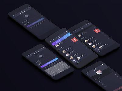 Dark Mode - Contact Orders [iOS] by Martin Gorol