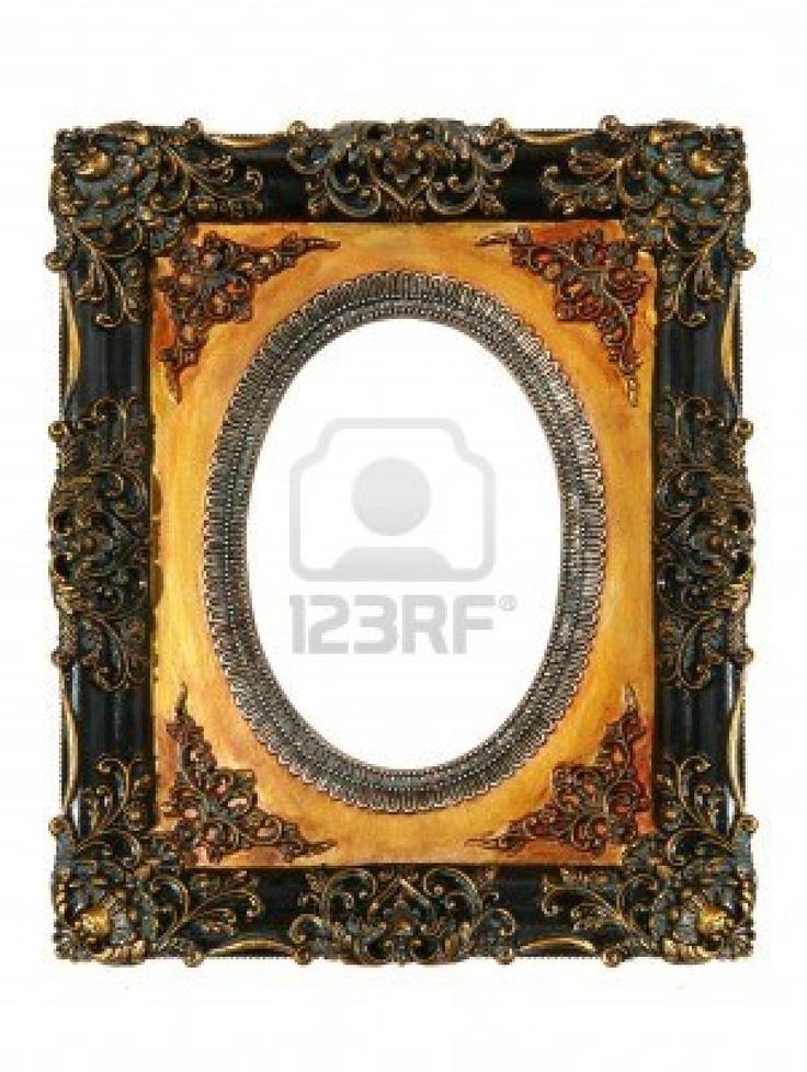 best 20 antique picture frames ideas on pinterest. Black Bedroom Furniture Sets. Home Design Ideas