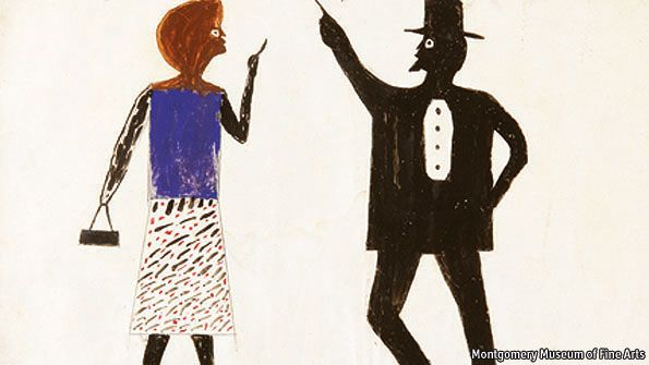 An unprecedented tribute to the work of Bill Traylor, a rare folk-art visionary