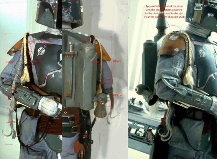 148 besten cosplay Boba Fett\'s armor Bilder auf Pinterest | Boba ...