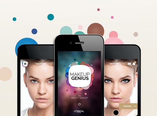 #MyMakeUpGenius, ¡la app para acertar con tu maquillaje!   TELVA