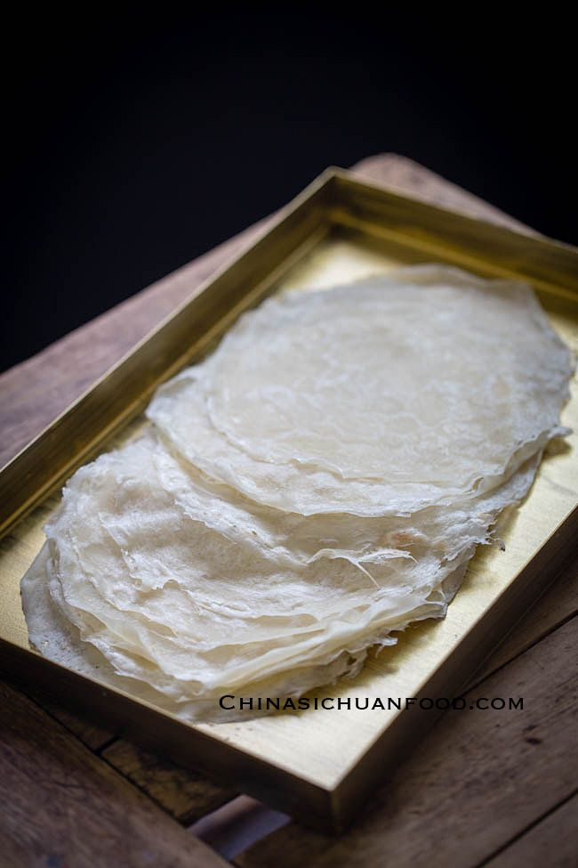 spring roll wrappers|chinasichuanfood.com
