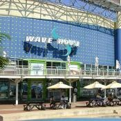 5 minutes from the Wavehouse at Gateway Theatre of Shopping
