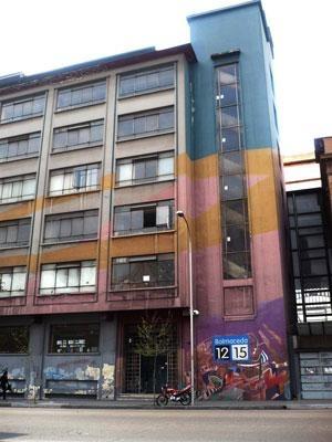 Centro Cultural Balmaceda 1215 - Chile