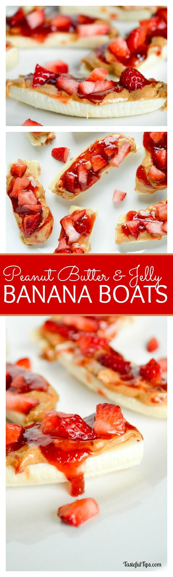Peanut Butter and Jelly Banana Boats are a huge hit for the kids, but still a delicious snack for us moms! Tasty, easy to make, and healthy! Long gone are the days when I could give my 2.5 year old a banana and call it good. You guys, I used to be able to give...Read More »