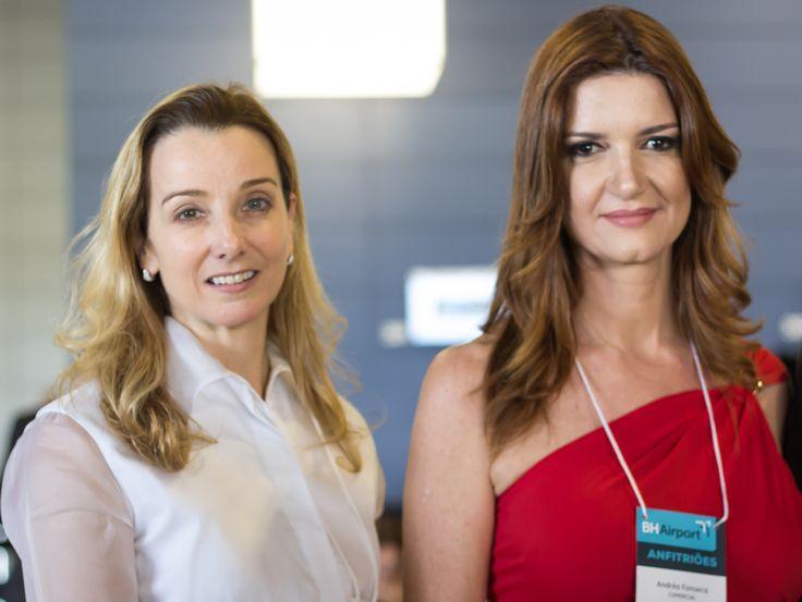 Adriana Machado e Andréa Fonseca
