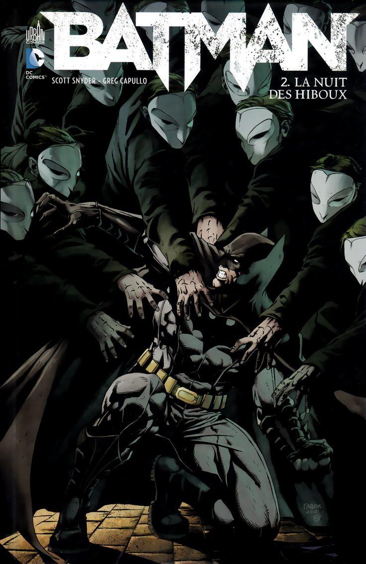 Page 1 :: Batman DC Renaissance [FR] :: Chapitre 0 :: Comics Reader FR