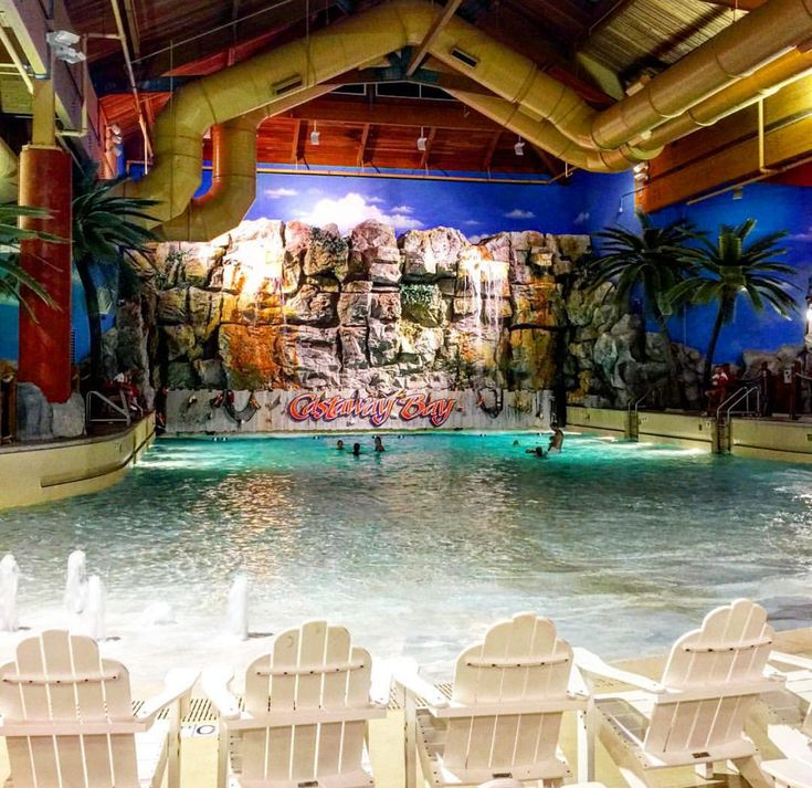 Castaway Bay, a Cedar Point property- Sandusky OH - a good choice for families with an indoor waterpark, close to Quaker Steak & Lube restaurant and Cedar Point Amusement Park!