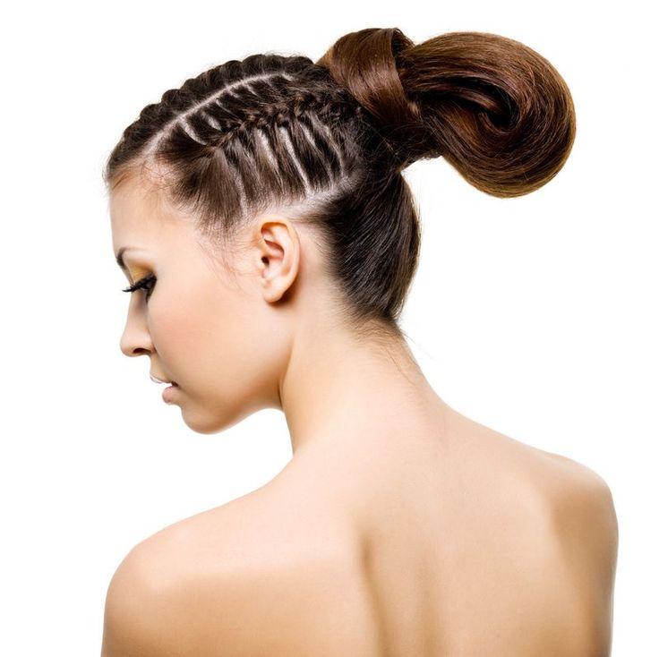 Braune Haare wie findet ihr die Frisur ?