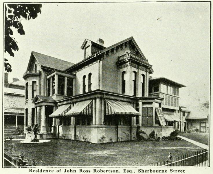 Old Sherbourne address