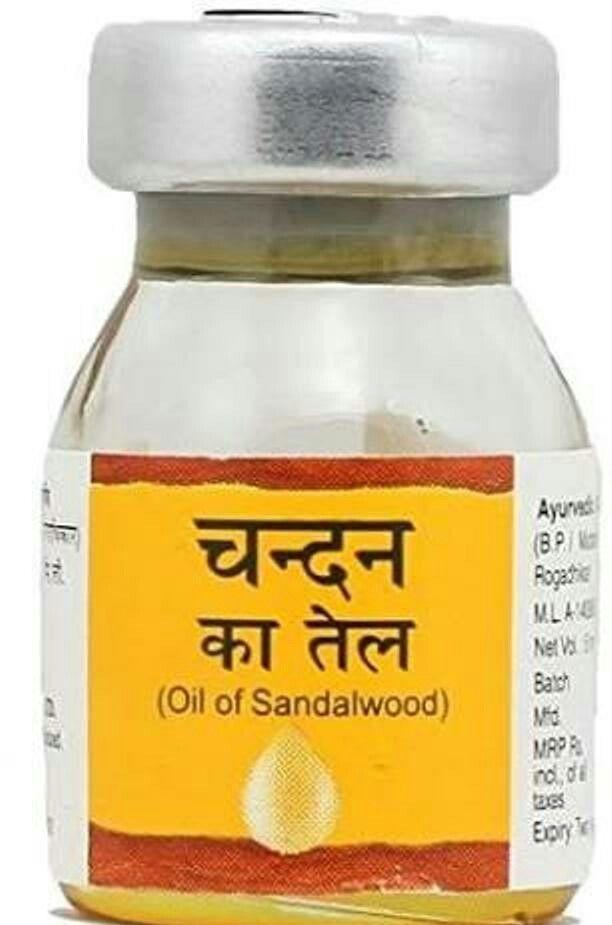 Dabur Sandalwood Oil | Chandan Ka Tail | Oil of Sandalwood