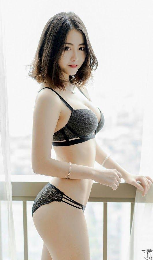 Asian girls in lingerie pics — photo 4