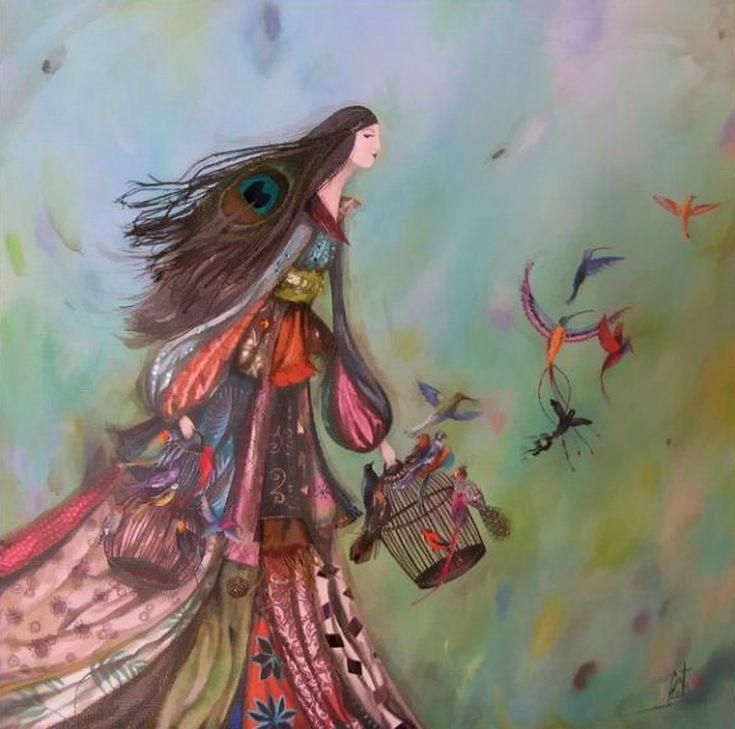Artodyssey: Catherine Rebeyre