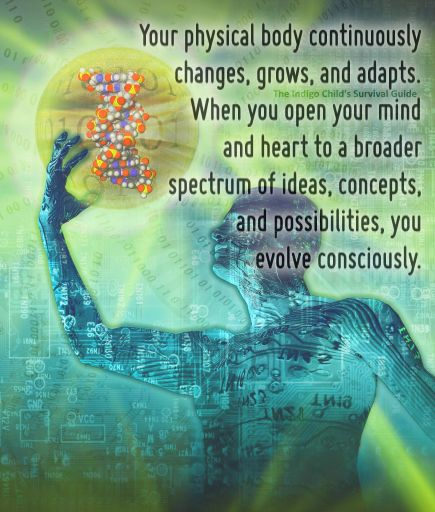 Consciousness is unlimited, beyond space and time. There is always more to learn and understand.