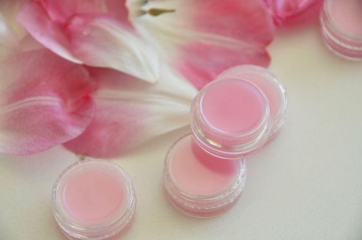 emma en mona: Tulpenroze kusmond met zelfgemaakte lippenbalsem