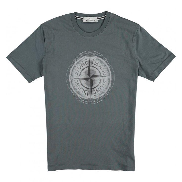 Stone Island heren T-shirt