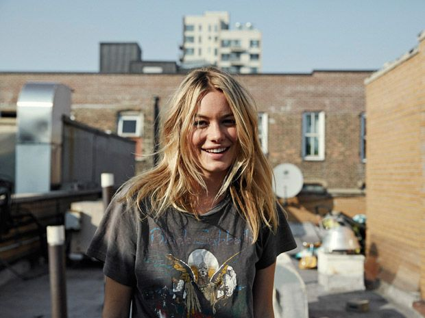 Camille Rowe by We Are The Rhoads for Glamour France